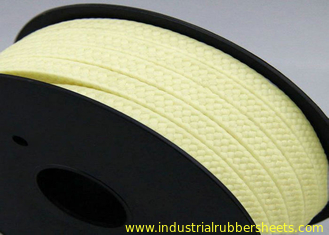 Durable Aramid Fiber Braided Gland Packing For Valves & Pumps Seal