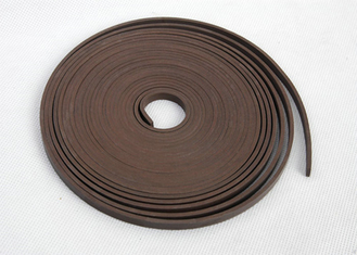 Cina Brown PTFE Packing Guide Stripe Tape (GST), Ketebalan 0.8mm, 1.0mm, 1.5mm pemasok
