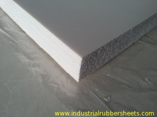 Good Performance Silicone Sponge Rubber Sheet , Silicone Foam Rubber Sheet for Ironning Table